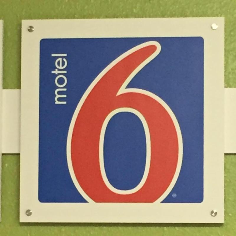 Motel 6 Sign