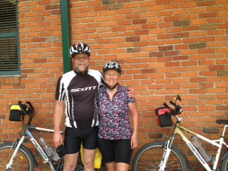 Sybille & Thomas Schroder from Germany