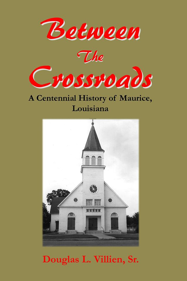 Between the Crossroads book cover