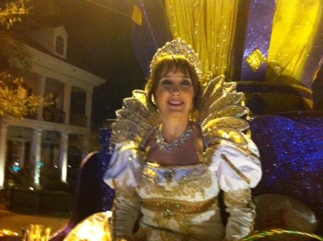 Krewe of Andalusia Mardi Gras Parade New Iberia