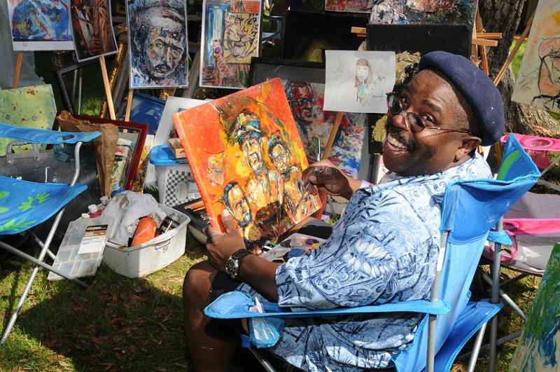 Shadows-on-the-Teche Arts & Crafts Show Artist