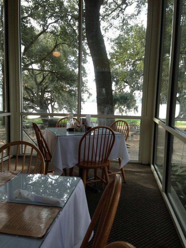 Cafe Jefferson Jefferson Island
