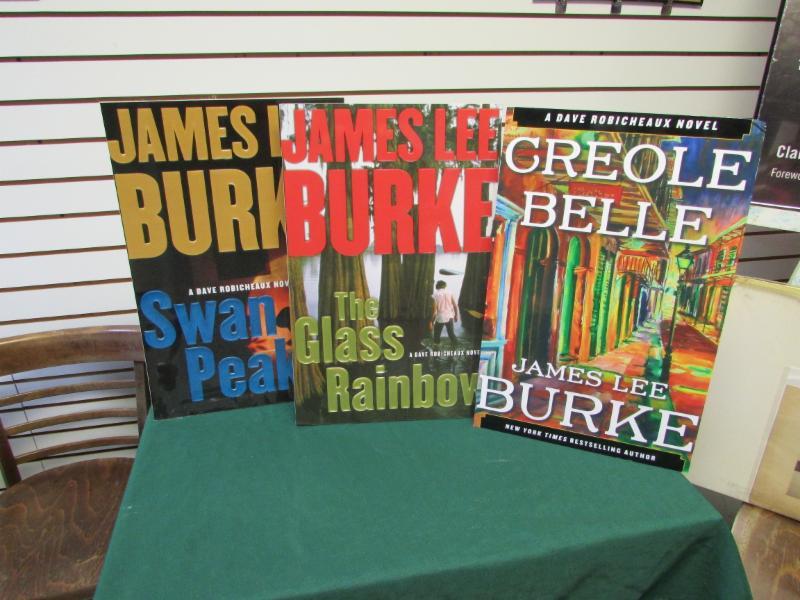 James Lee Burke's Books