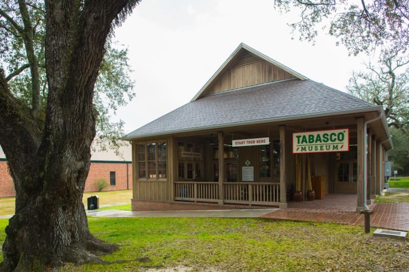 New Tabaco visitor center