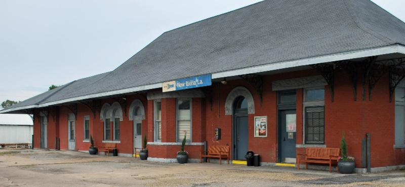 New Iberia Amtrak station