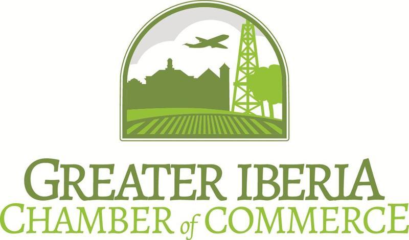 greater iberia chamber of commerce logo