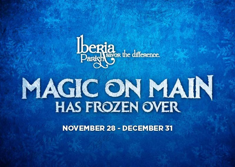 Magic on Main Iberia Parish Christmas