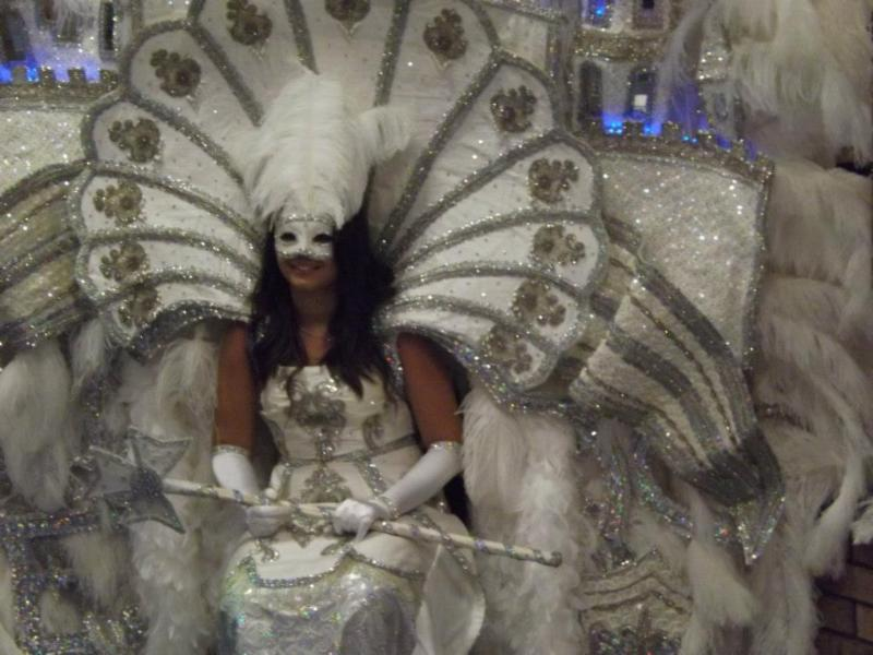 Grand Marais Mardi Gras Costume