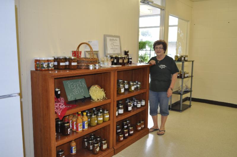 GLC Farmers Market homemade goods