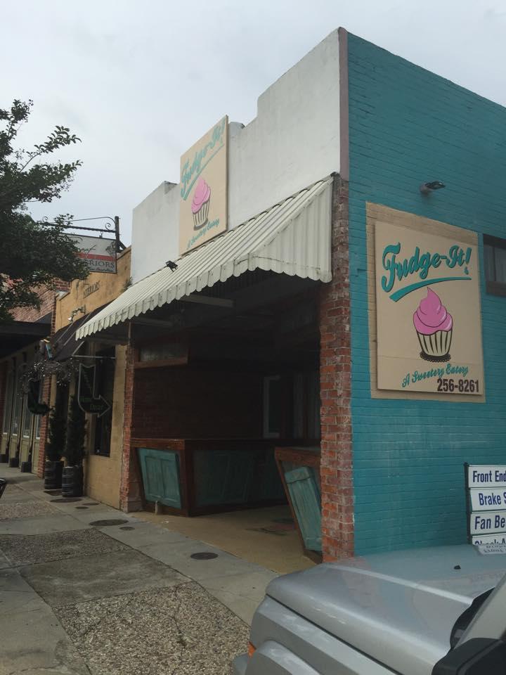 Fudge It Storefront