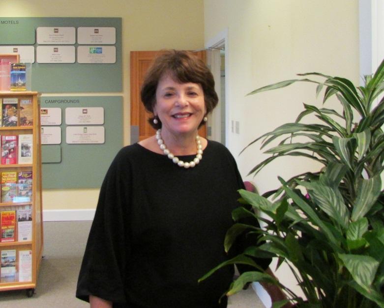 Cathy Indest, planner of new iberia beneath the balconies