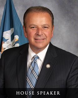 Taylor Barras - House Speaker