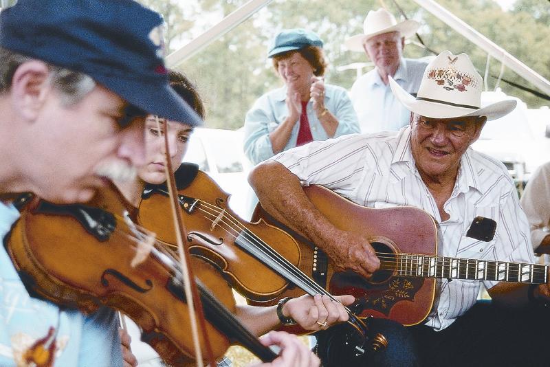 Cajun Musicians