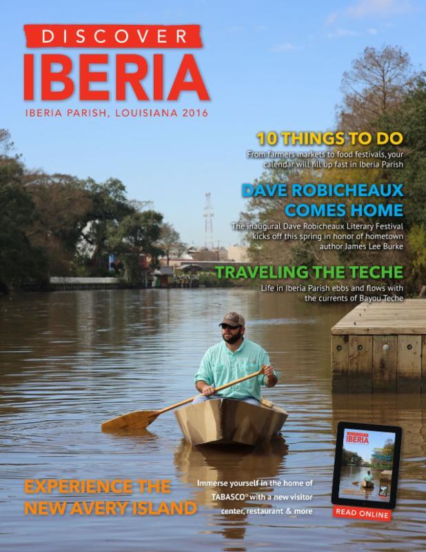 Discover Iberia Magazine Cover