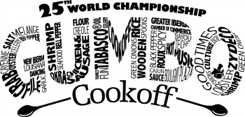 World Championship Gumbo Cookoff Logo