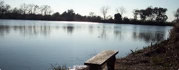 Pond at KOC Kapmground in New Iberia