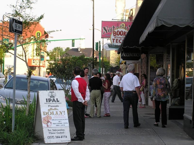 Main Street Walking Tour