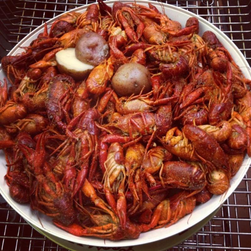 Jane's Seafood Boiled Crawfish