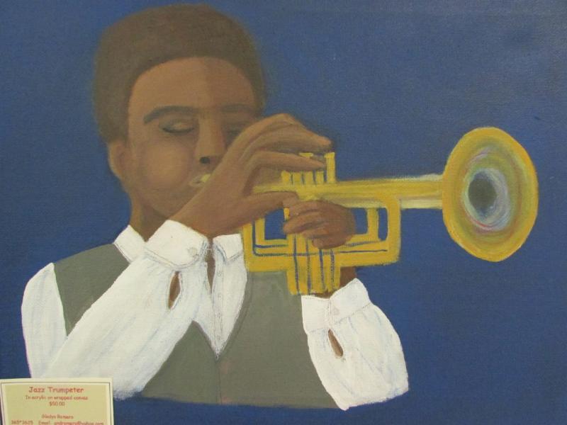 Gladys Romero Jazz Trumpeter