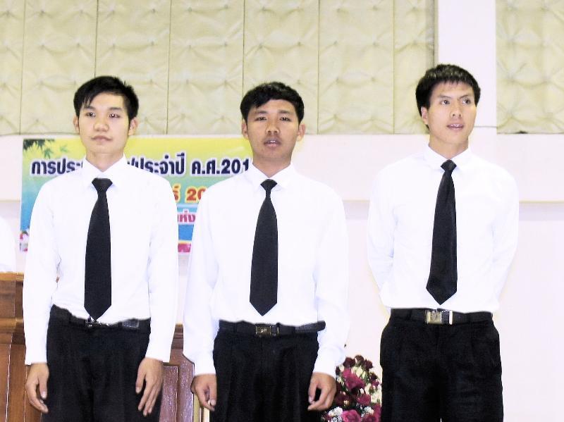 Bible School Grads