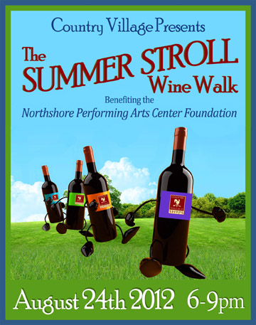 CV Summer Stroll 2012