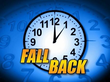 Fall Back Logo