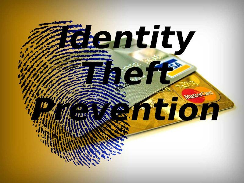 ID Theft Prevention Logo