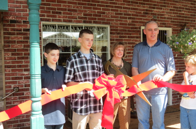 Afternoon to Remember Ribbon Cutting
