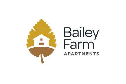 Bailey Farm Apartment Logo Stacked