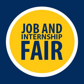 Job & Internship Fair logo