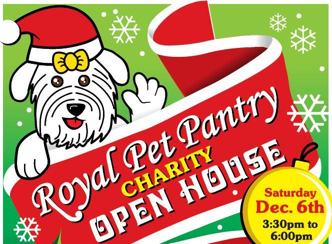 Royal Pet Pantry Open House