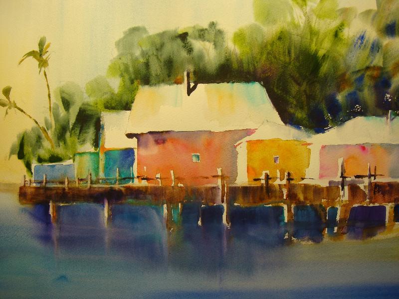 Kathy Collins Watercolor
