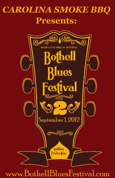 Bothell Blues Festival 2012