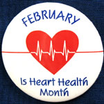 Feb Heart Month