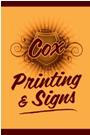 Cox Printing 2011
