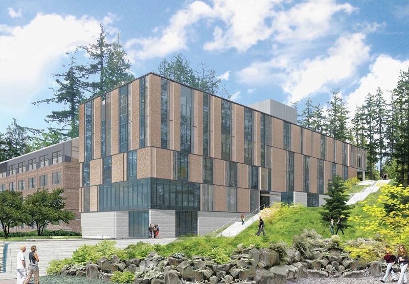 UWB Science Building