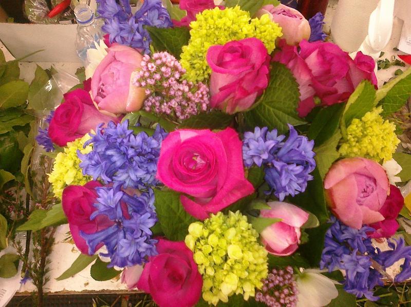 The Bothell Florist Bouquet