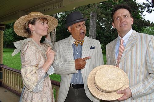 Marion, Mayor, Harold