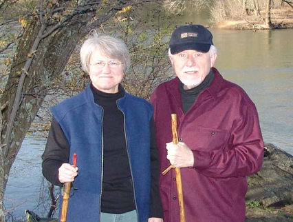 Pam & Ron