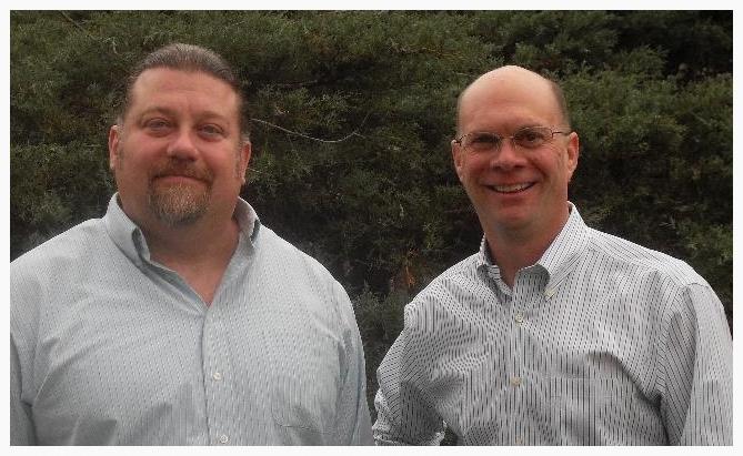 Paul and Ken