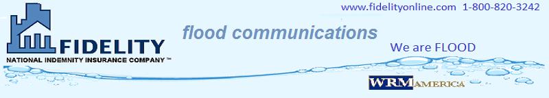 Fidelity Flood Communications