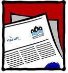 Clip  art paper document