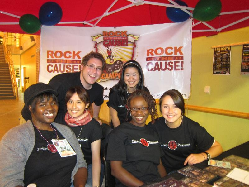 UWRF Volunteers