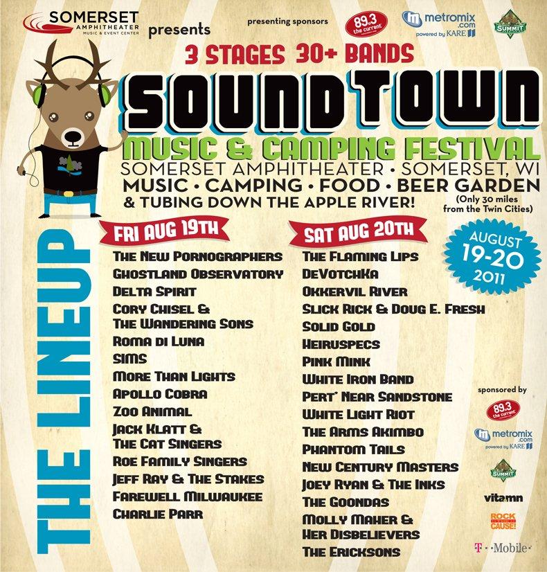sound town 714