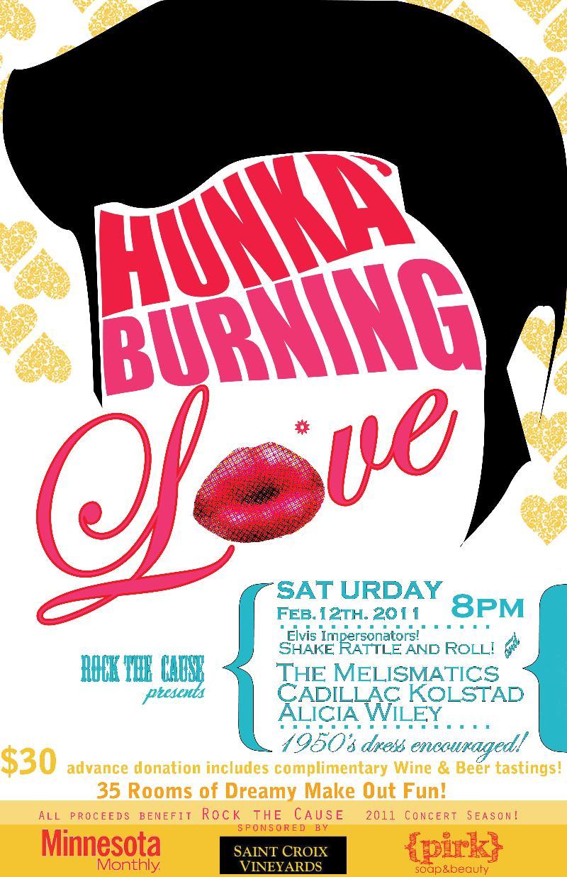 Hunka Poster