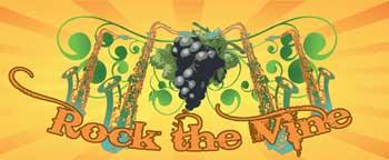 Rock the Vine Logo
