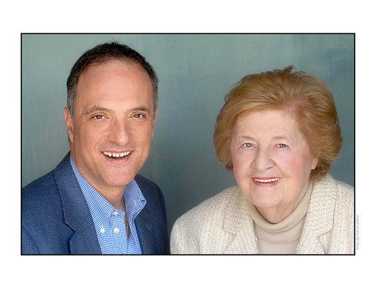 Barbara and Dimitri new headshot