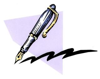 fountain pen black ink