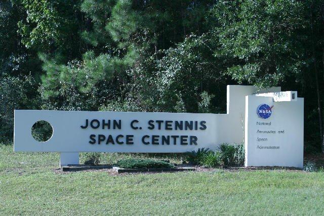 SSC Gate Sign