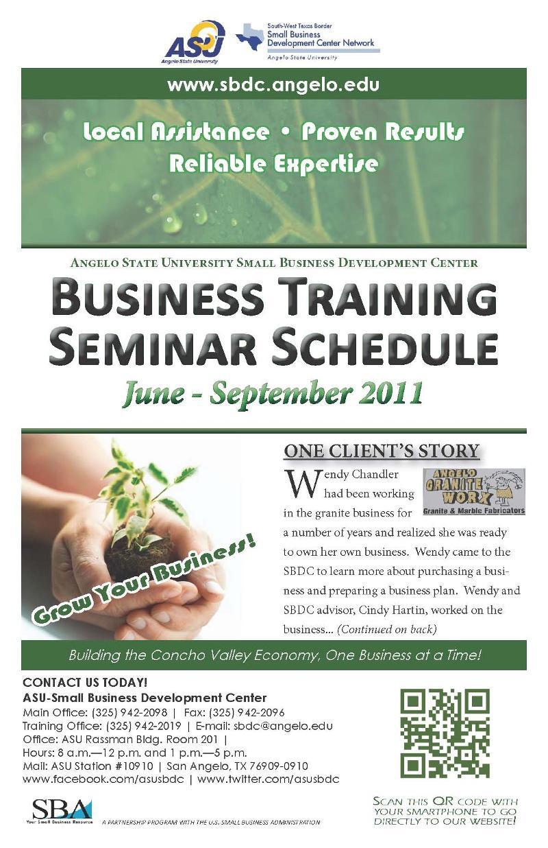 June-September Brochure